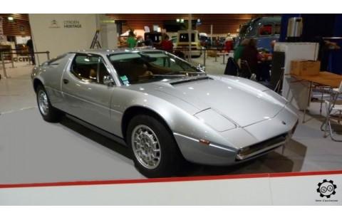 Coussinets de bielle Maserati Merak 2000