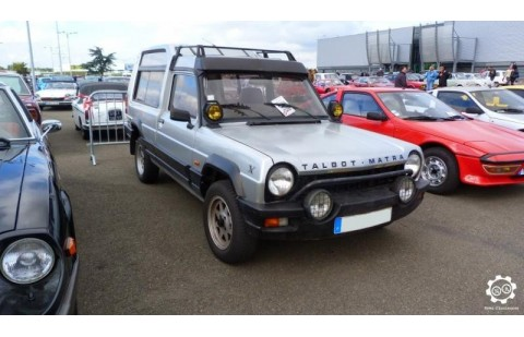 Coussinets de paliers Matra Rancho CR