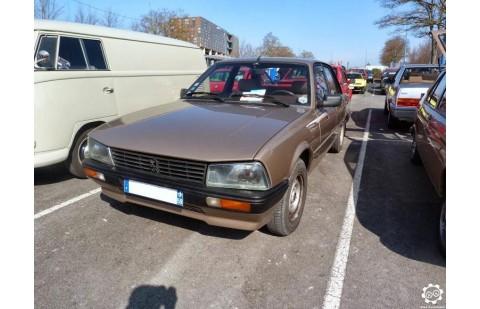Rod bearings Peugeot 505 V6 OS