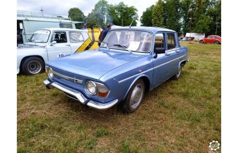 Cales latérales Renault 10