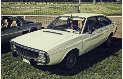 Cales latérales Renault 15