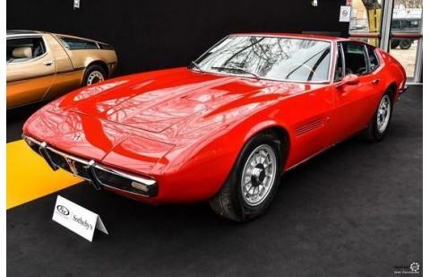 Coussinets de bielle Maserati Ghibli