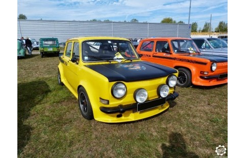 Main bearing Simca 1000 Rallye