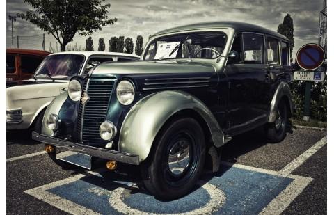 Main bearing Renault Juvaquatre