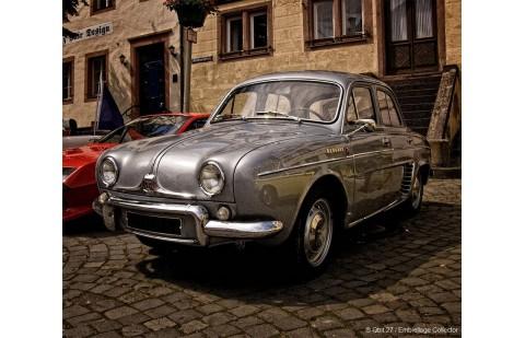 Coussinets de paliers Renault Dauphine