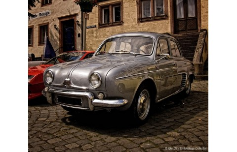 Main bearing Renault Dauphine