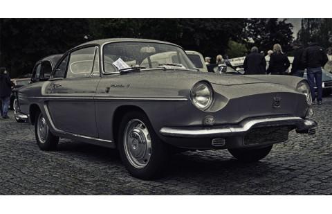 Coussinets de paliers Renault Caravelle / Floride CR