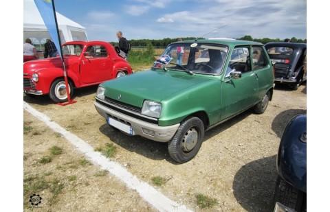 Coussinets de paliers Renault 5 Ø 54,8 cote standard