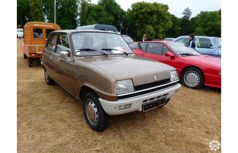Main bearing Renault 5 TL/GTL