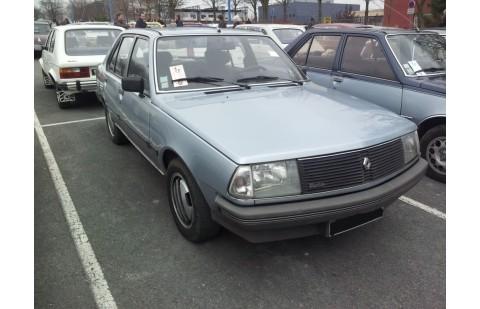 Coussinets de paliers Renault 18 Turbo