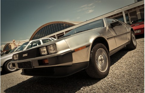 Coussinets de paliers De Lorean DMC-12 CR