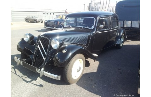 Coussinets de paliers Citroën Traction 11 CR