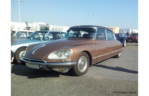 Coussinets de paliers Citroën DS CR