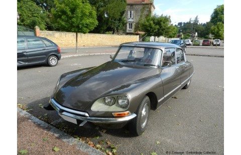 Coussinets de paliers Citroën DS