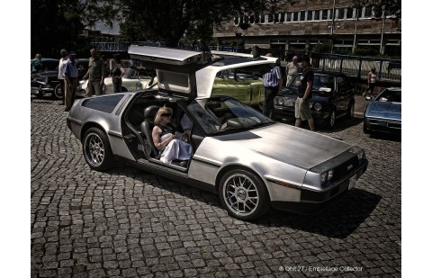 Coussinets de bielle DeLorean DMC-12 CR