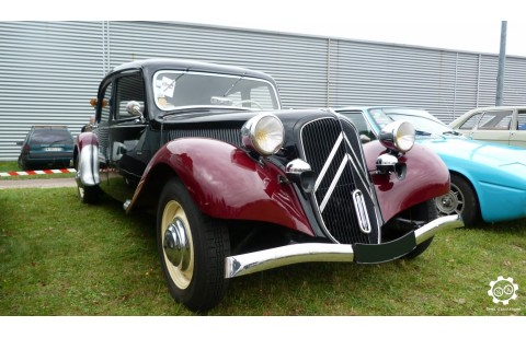 Coussinets de bielle Citroën Traction 11 CR