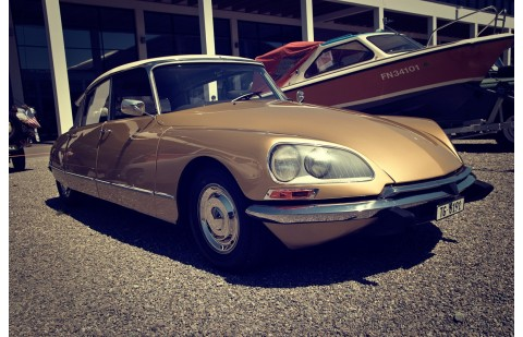 Coussinets de bielle Citroën DS CR