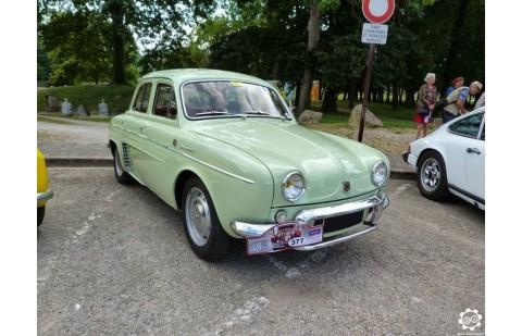 Cales latérales Renault Dauphine avant 1957 CR