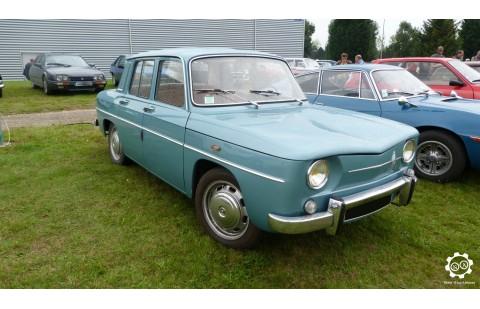 Cales latérales Renault 8