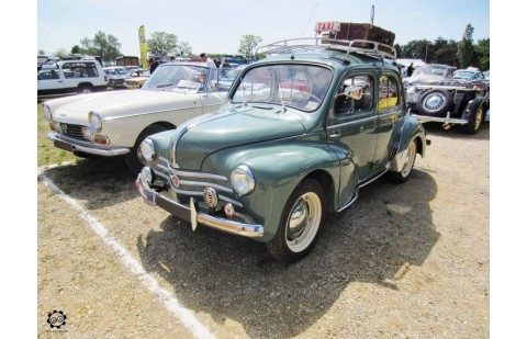 Thrust Washer Renault 4 CV after 1957