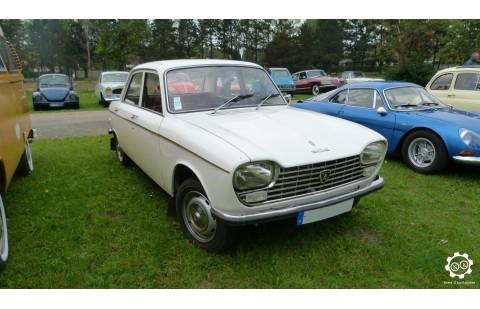 Cales latérales Peugeot 204