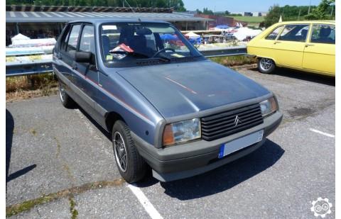 Main bearings Citroën Visa 652 cm³