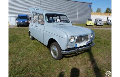 Cales latérales Renault 4, 3 paliers