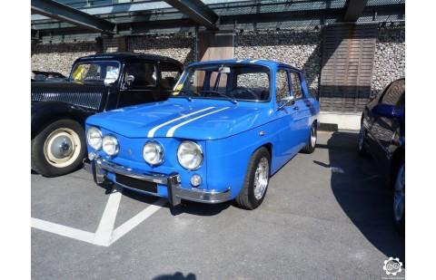 Cales latérales Renault 8 Gordini