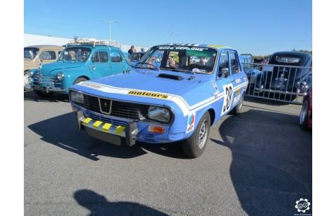 Coussinets de paliers Renault 12 Gordini