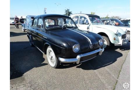 Cales latérales Renault Dauphine après 1957 CR