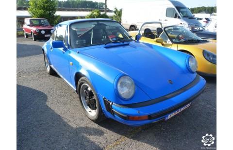 Coussinets de paliers Porsche 911 SC