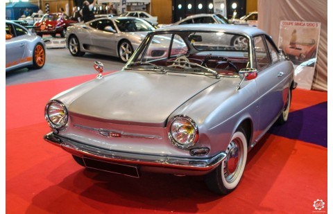 Coussinets de paliers Simca 1000 Coupé