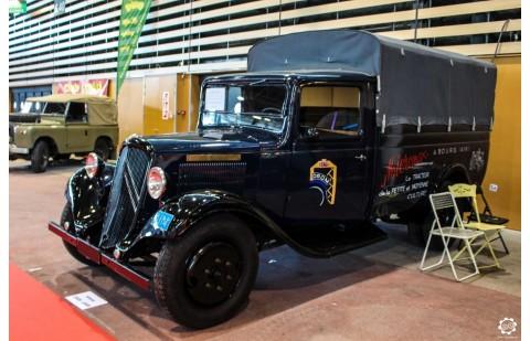 Coussinets de paliers Citroën U23 moteur traction