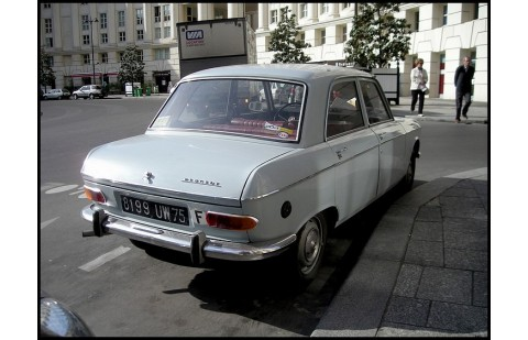 Coussinets de paliers Peugeot 204 (avant 1968), Cotes Réparation