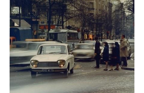 Coussinets de palier Peugeot 204 (avant 1968), Cote STD