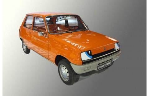 Coussinets de paliers Renault 5 TL