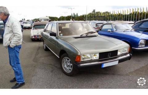 Main bearing Peugeot 604 V6
