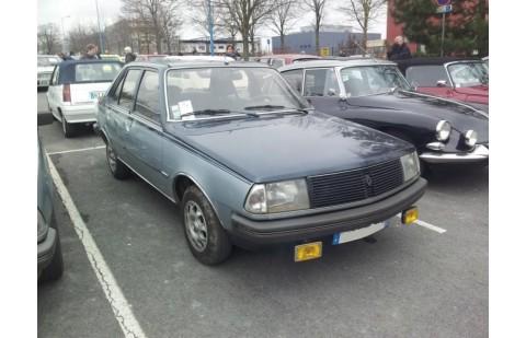 Coussinets de paliers Renault 18