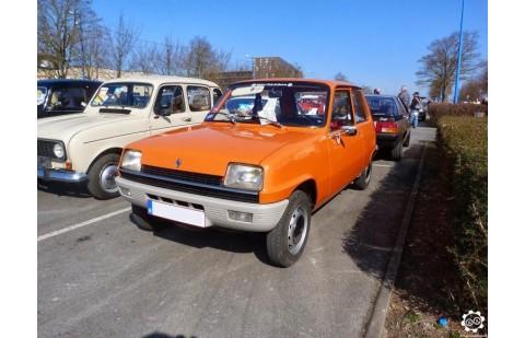 Coussinets de bielle Renault 5 782 cm³ CR