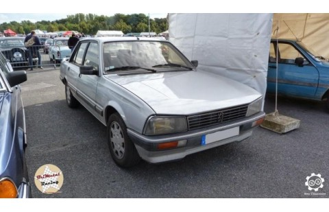 Coussinets de paliers Peugeot 505 Turbo CR