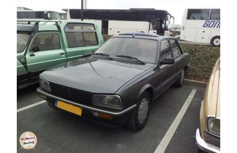 Coussinets de bielle Peugeot 505 Turbo CR