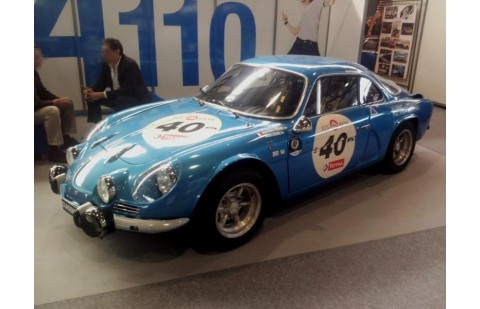 Coussinets de paliers Alpine A110 1100 CR