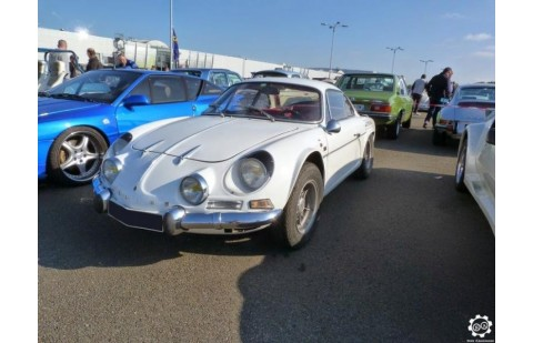 Coussinets de paliers Alpine A110 1300 CR