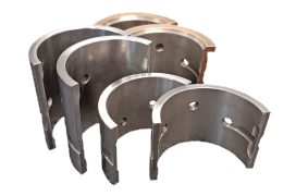 Re-manufactured bearings