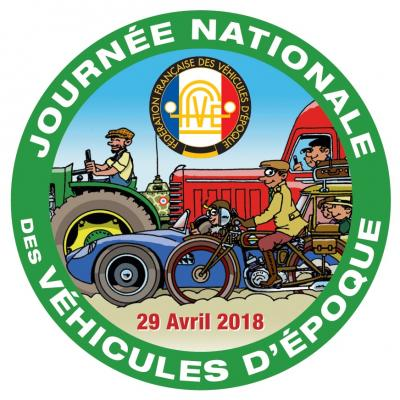 Fin Avril, sortez vos autos pour la Journée Nationale des Véhicules d'Epoque