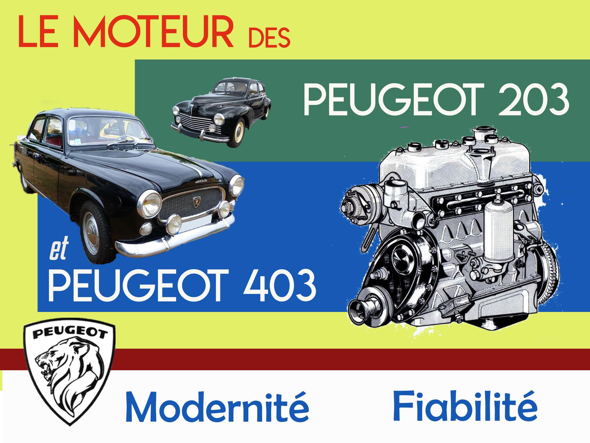 Peugeot 203 / Peugeot 403